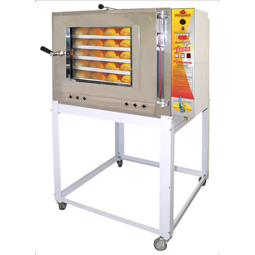 forno turbo progras 5000